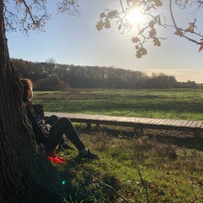 online stilte retraite in de natuur